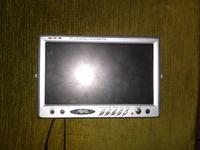 """Monitor LCD Manta 7"""" -Jak podłączyć zasilanie inwertera Delta"""