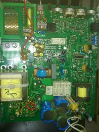 Spawarka inwertorowa GYSMI TIG 160 HF