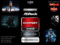 ASRock A75 Pro4-M - edycja AMI uEFI/BIOS, opcja Shared Memory