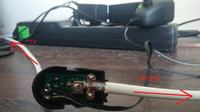 Wzmacniacz ax-w11 i antena ax1000 nie znajduje kanałów