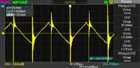 Pomiar transformatora - szpilki prądowe