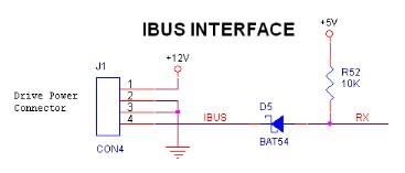 Obsługa Magistrali I-Bus BMW w Bascom?