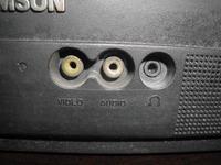 Podłączenie głośników bez wieży do tv