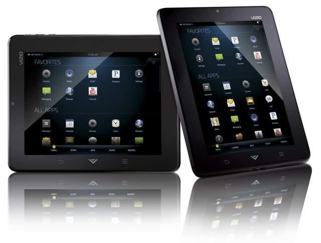 Androidowy tablet VIZIO VTAB1008.