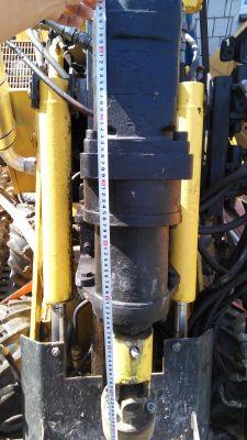 Przekładnia równoległa na dwa silniki hydrauliczne