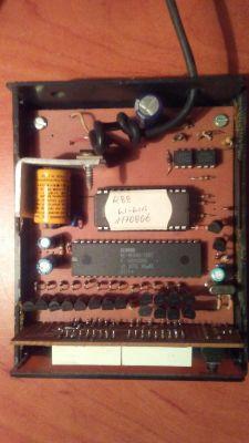 Stary zegar LED, jak ustawić godzinę