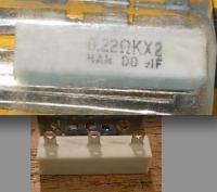 Poszukiwania elementu elektroniczego przy modelu RC