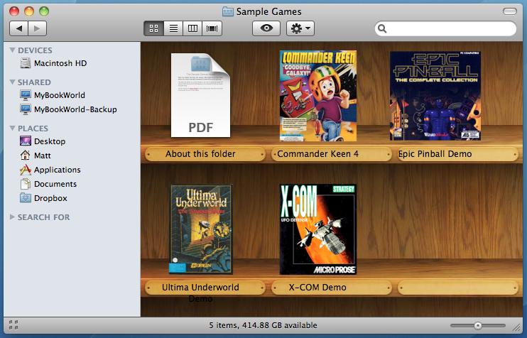 Emulator DOS - Boxer 1.0 RC2 dla Mac OS już dostępny