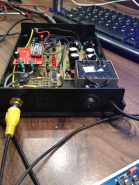 A pure Class A headphone amplifier - How to Build.
