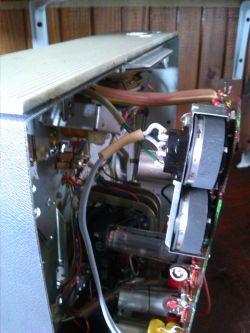 """ZK125 - Głośność powyżej """"5"""" powoduje donośny brum"""