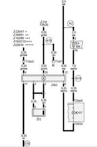 A4 B5 - Audi A4 B5 emulator IMMO i problem z diagnostyką VAG.