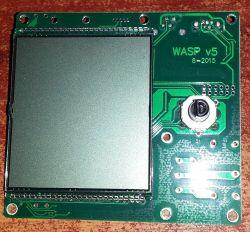WASP V5 regulator temperatury