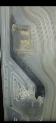 Bosch SPV50E70EU Zmywarka przerywa zmywanie ale grzeje