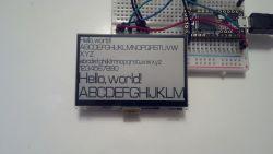 Pytanie o uniwersalną bibliotekę do wyświetlaczy LCD