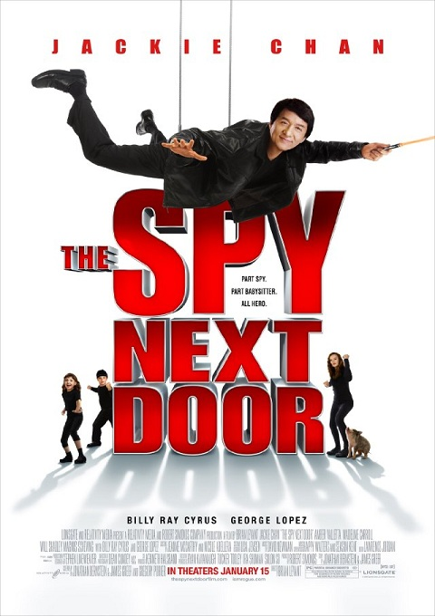 Nasza Niania Jest Agentem / The Spy Next Door (2010) PLDUB.DVDRip.XViD-G0M0Ri45 / DUBBiNG PL