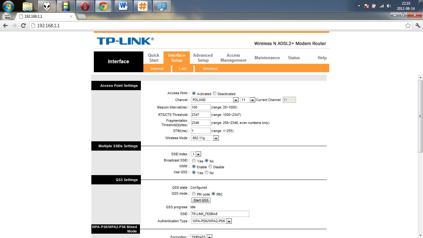 Настройка wi-fi на роутере d-link dir-615 e4