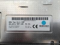 BMW E66 - Brak basów Logic7