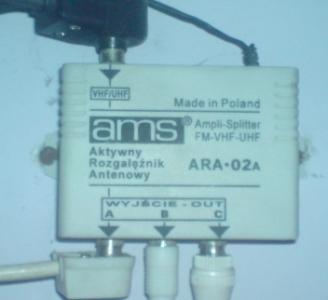ATX-91 s�aba jako�� sygna�u