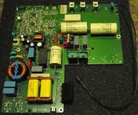 i4de64s mastercook - spalona dioda zabezpieczająca