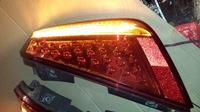 Murano '07 wersja USA - Lampa LED, przeróbka na wersję europejską