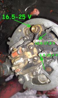 Jak pod��czy� nowy alternator do T25