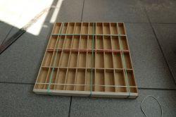 Organizer na drobne elementy elektroniczne