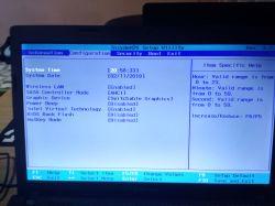 Lenovo G510 - Niedziałająca kieszeń na drugi dysk w laptopie Lenovo G510.