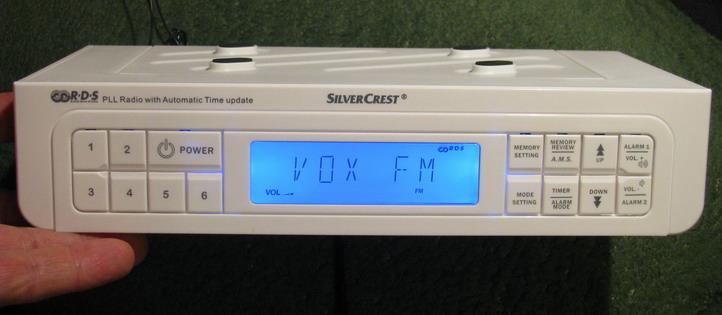 Wyb�r radia kuchennego, jakie?