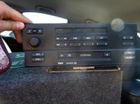 [Sprzedam] Radio +zmieniarka na 6CD BMW e39 z okablowaniem
