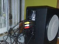 Podłączanie głośników logitech x-530 do telewizora philips 8650
