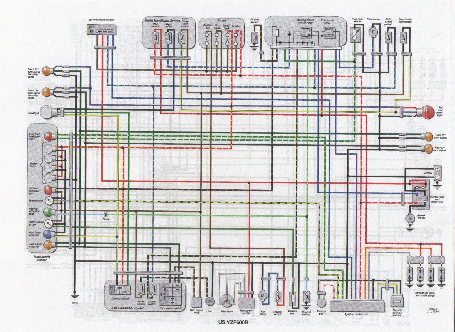 1st Gen Sv650 Wiring Diagram Auto Electrical Free Download Js1000 2002 Suzuki