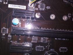 GTX1060/MSI B150 PC MATE - Grafika w jednym ze slotów nie działa