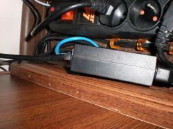 LG 7450 - Podłączenie PC do TV