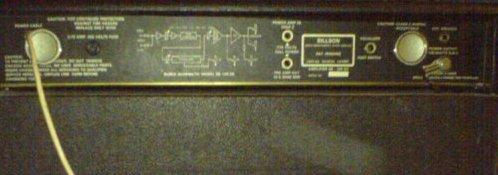 Combo basowe-jak podłączyć głośnik + -