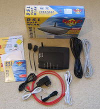 [Sprzedam] AVM Fritz!Box FON WLAN 7050 ANALOG+ISDN
