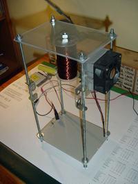 Lewitron - zjawisko lewitacji magnetycznej