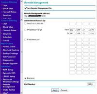 NETGEAR Router ADSL DG834G i kamera z IP AC5089