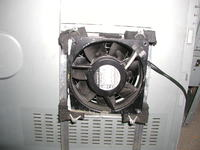 Chłodzenie komputera wentylatorem z samochodu