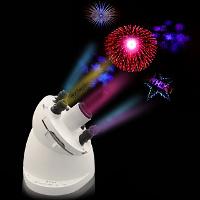 Domowy projektor fajerwerków