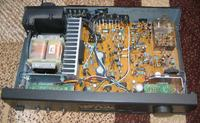 Diora AWS-504 - brak stereo na radiu
