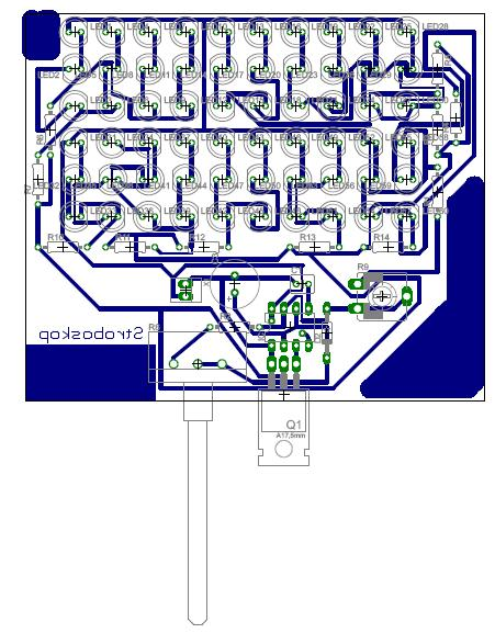 Stroboskop na NE555, Gdzie wstawić potencjometr?