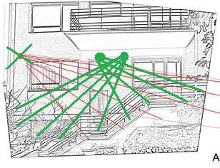 Czujki do detekcji ruchu przed oknami i drzwiami na tarsie