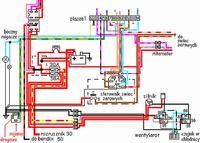 Peugeot J5 2.5TDi zle połączona instalacja elektr.