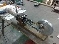 Silnik Stirlinga typu beta