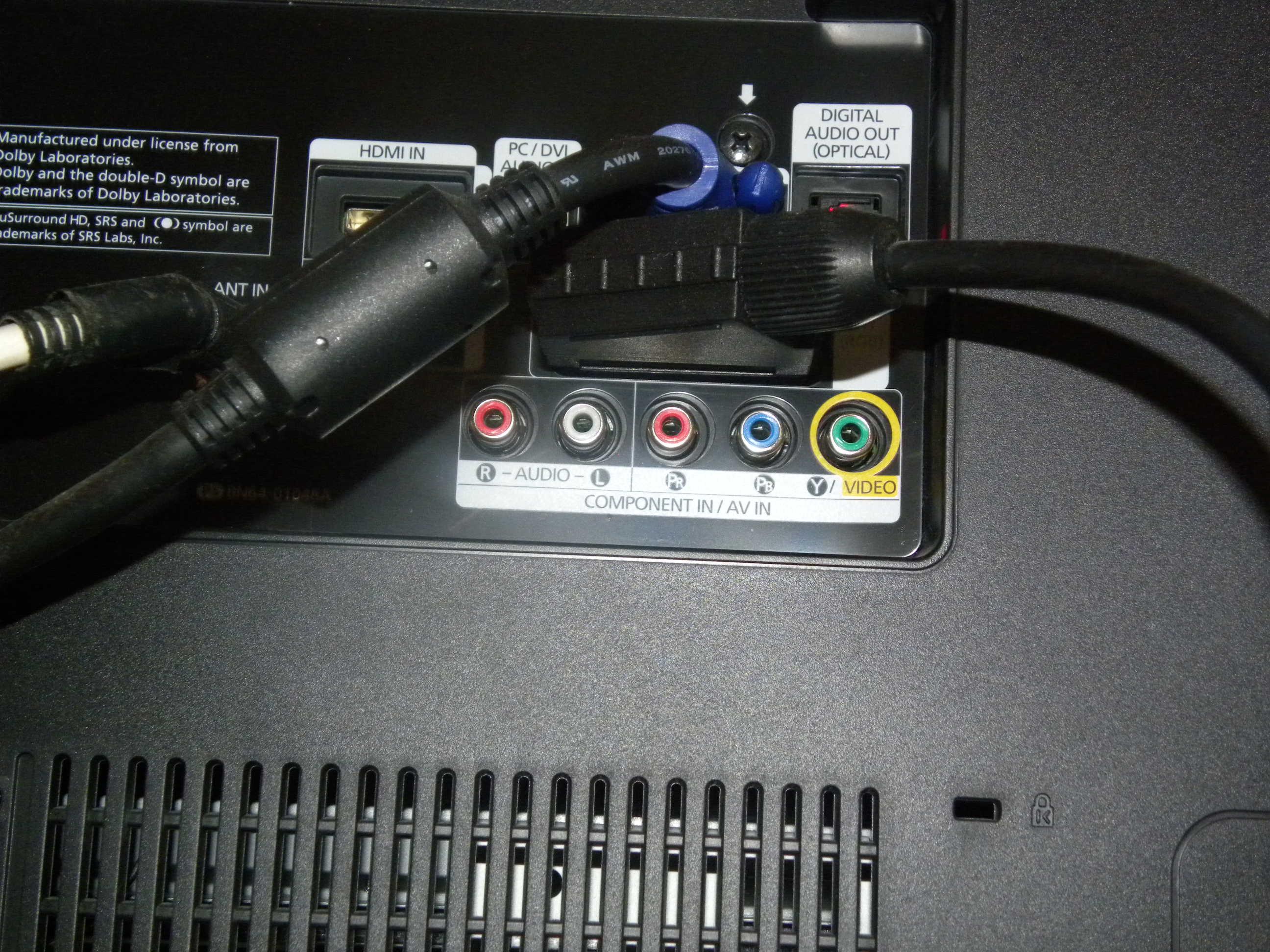 Podłączenie głośników bezpośrednio do telewizora elektroda.pl
