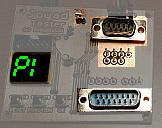 Tester do joypadów Pegasus / Sega / C64 / Atari / Amiga