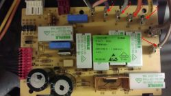 Piekarnik Siemens HB49E54EU przegrzewa