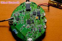 Jak zasilić zasilaczem płytkę głośnika bluetooth zamiast baterii?