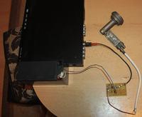 Mikrofalowy nadajnik TV- opis konstrukcji.