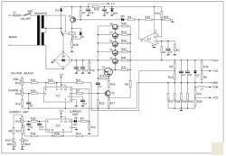 Zasilacz NE 301-K zwiększenie prądu wyjściowego